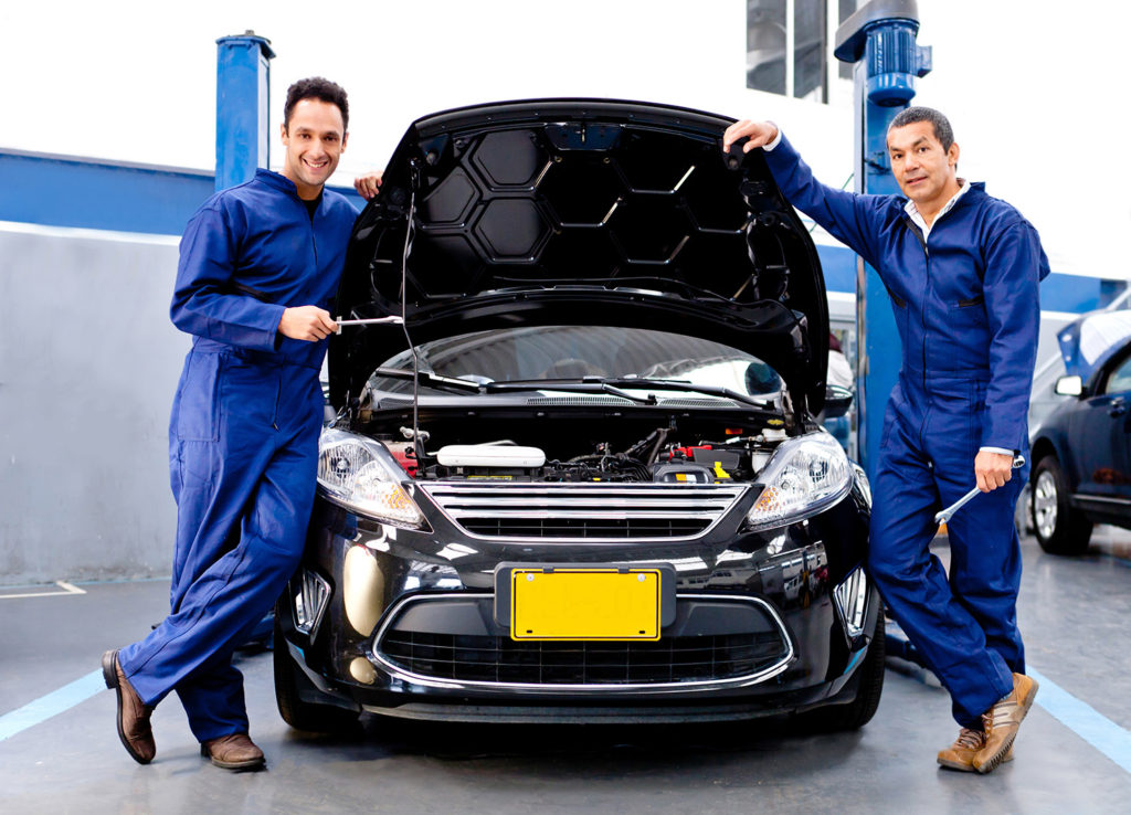 Auto Body Repair & Collision Repair